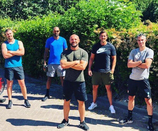Alfa-Trainers | Personal Training Rotterdam | Dinos Bakirtzis – Jouw personal trainer voor het behalen van resultaat | In actie