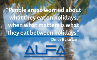 De vakantieperiode is aangebroken. Gezond en toch blijven genieten? Dat kan met deze 11 tips!